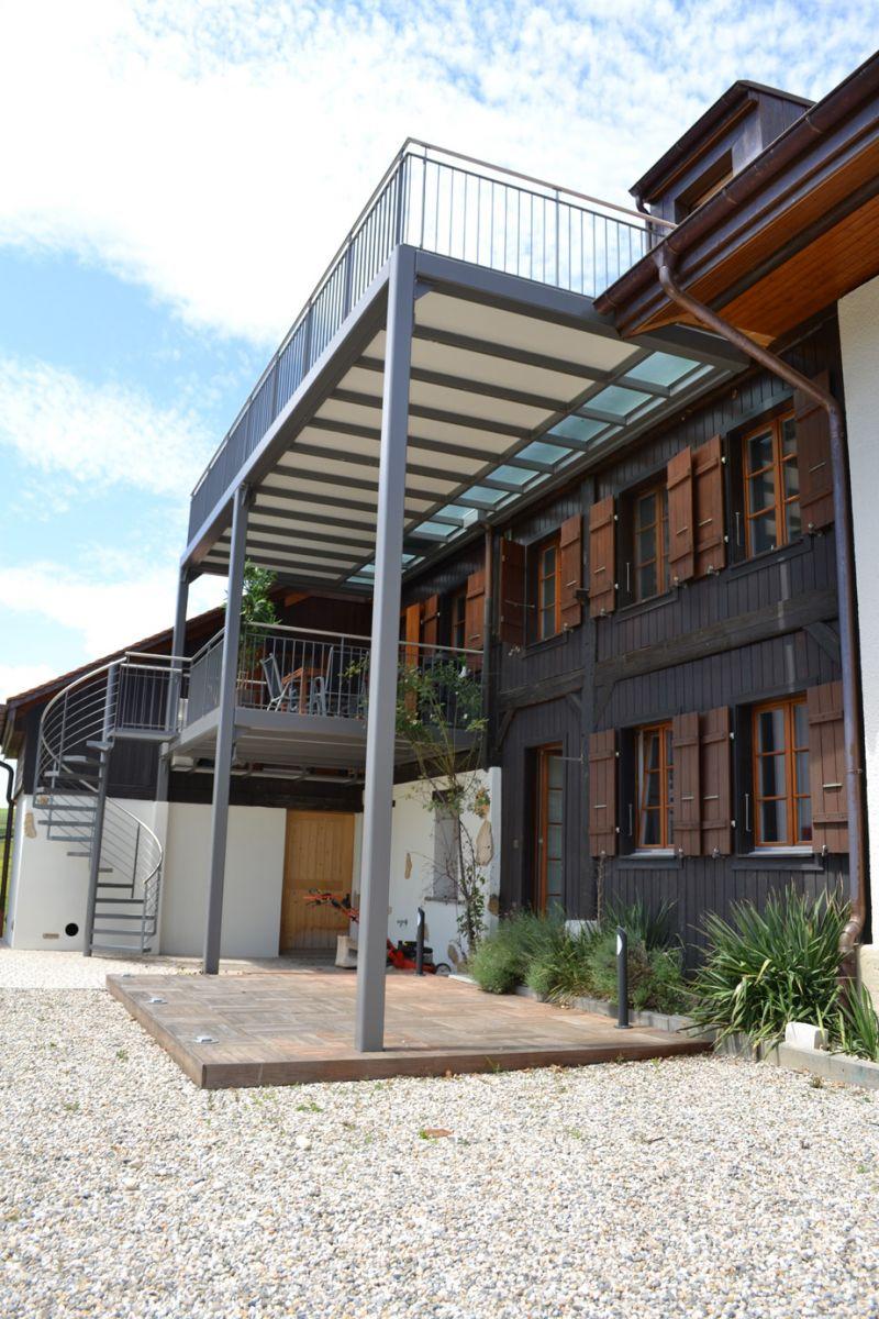 balkonanbau gallery of balkonanbau bremen with balkonanbau trendy das ist ein beispiel wie aus. Black Bedroom Furniture Sets. Home Design Ideas
