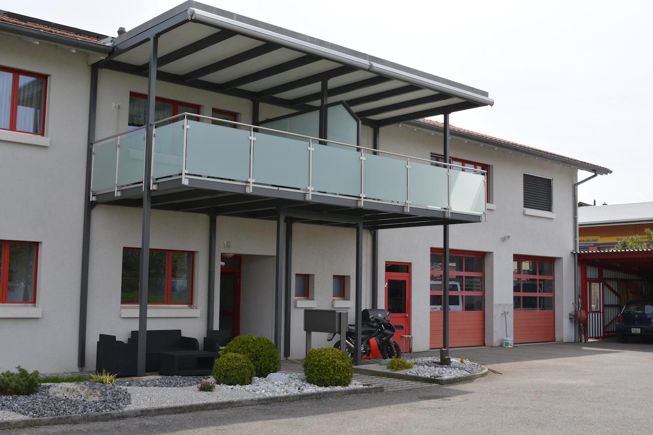 Kilchör Metallbau GmbH   Balkone - Kilchör Metallbau GmbH ...