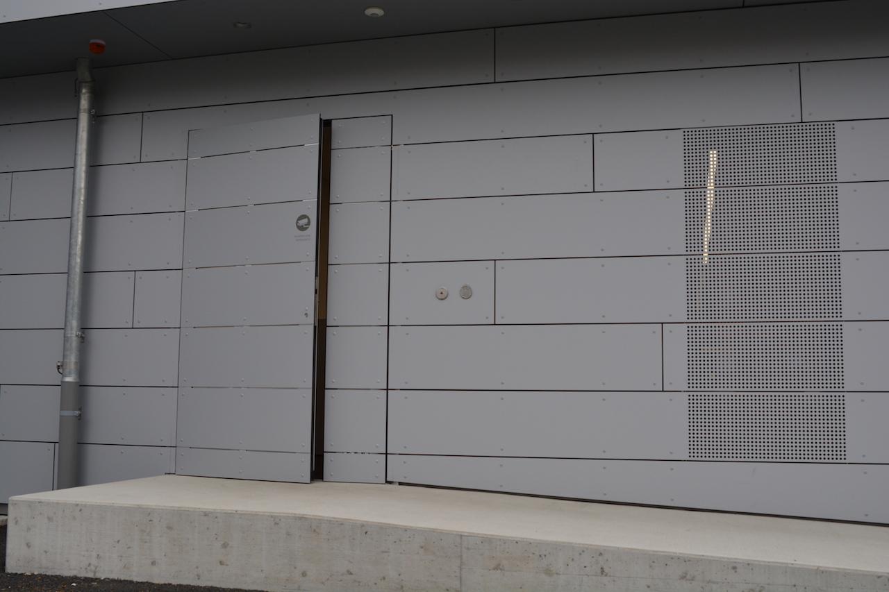 Metalltür  Tür, Türe, Türen, Tor, Eingang, Pforte, Zugang, Einlass, Ausgang ...